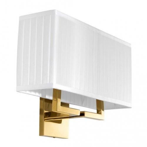 Kinkiet WESTBROOK GOLD 36x135,5x27cm 111508 firmy Eichholtz