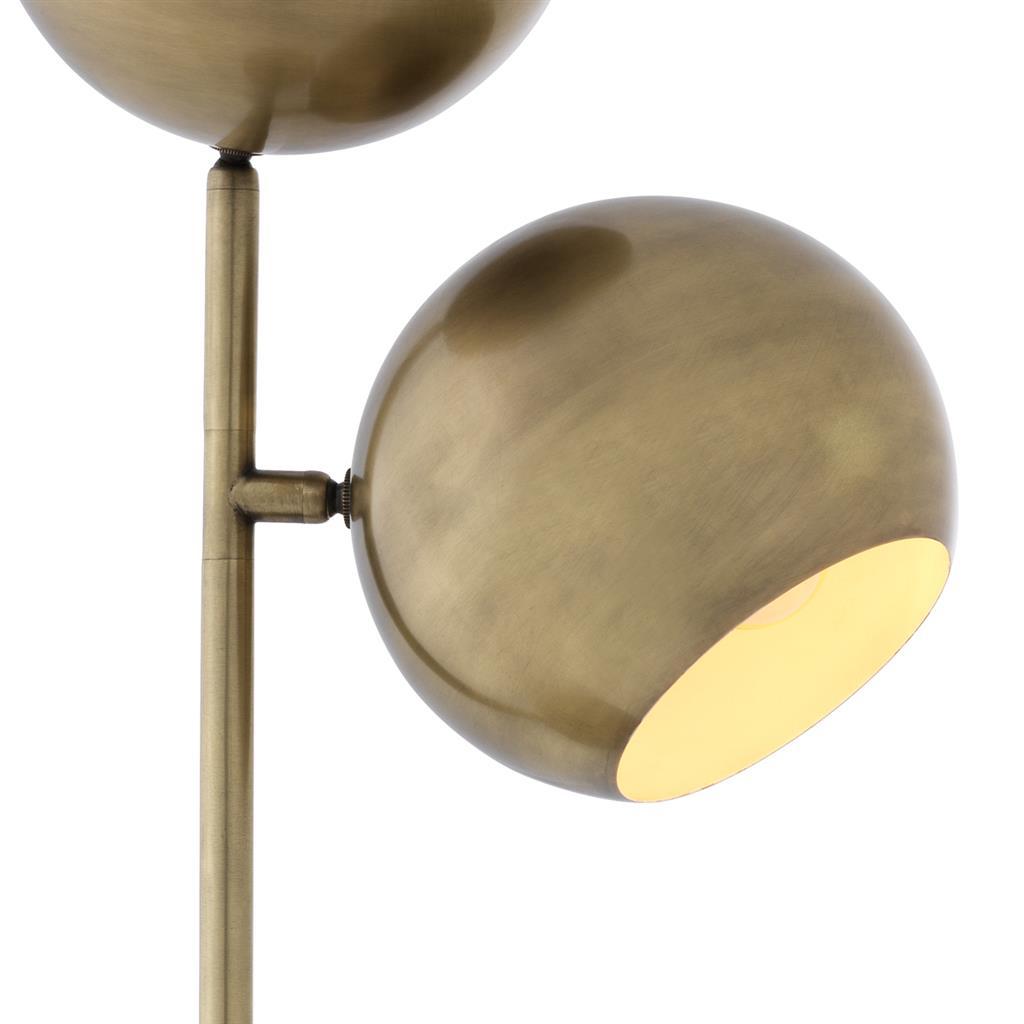 Lampa COMPTON ANTIQUE BRASS 32x74cm 111765 firmy Eichholtz