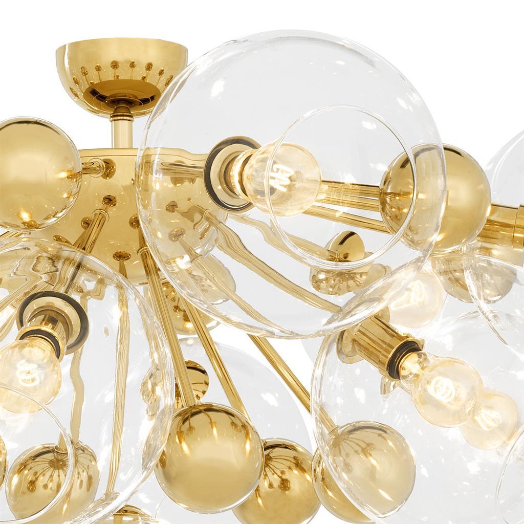 Lampa SOLEIL gold 90x57cm 111865 firmy Eichholtz