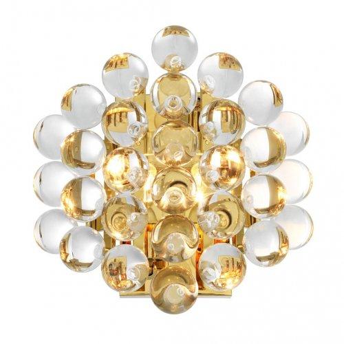 Kinkiet MYLO GOLD 24,5x15x24cm 111981 firmy Eichholtz