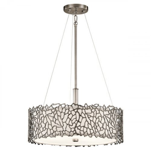 Lampa SILVER CORAL KL/P/A