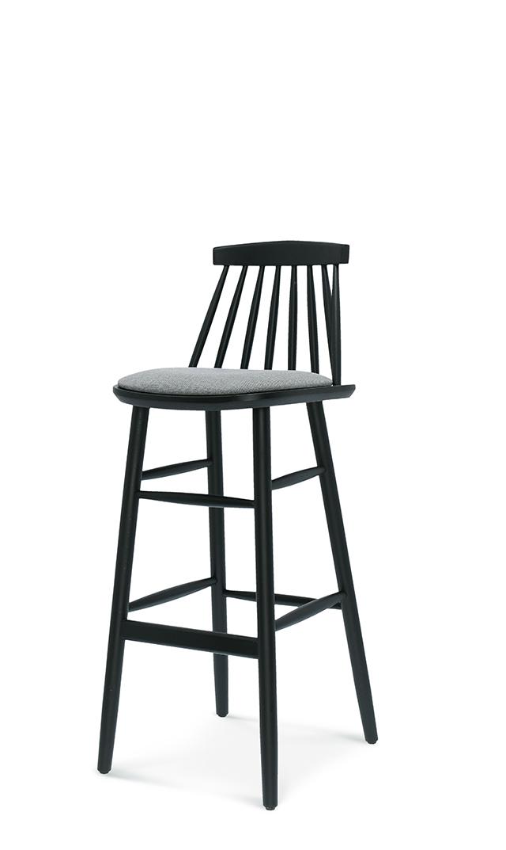Krzesło barowe BST-5910 41x43x104cm firmy Fameg