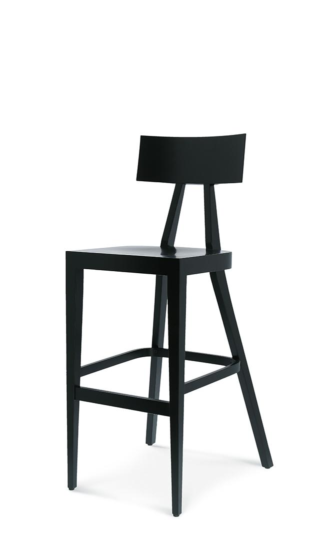 Krzesło barowe AKKA BST-0336 49,5x54x109,5cm firmy Fameg