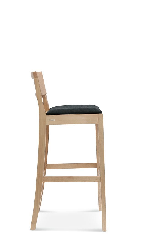 Krzesło barowe CLASS BST-0955 43,5x50,5x103cm firmy Fameg
