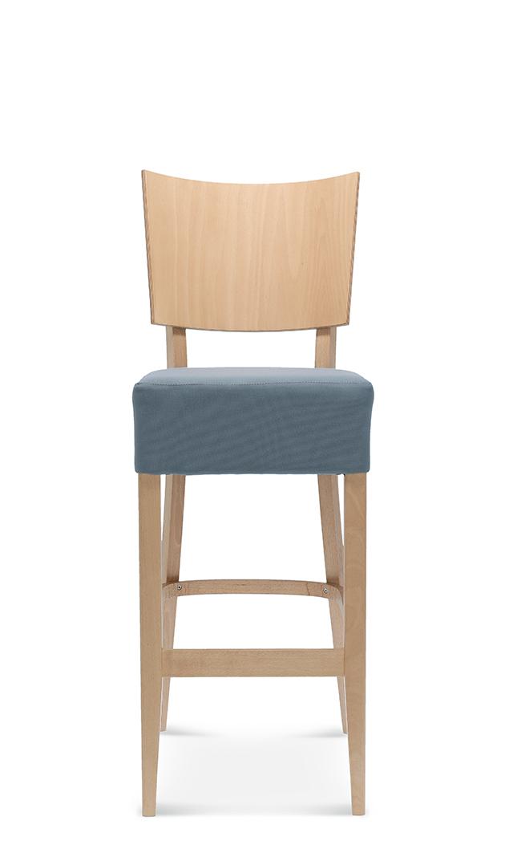 Krzesło barowe FLAT BST-0811 47x54,5x119cm firmy Fameg