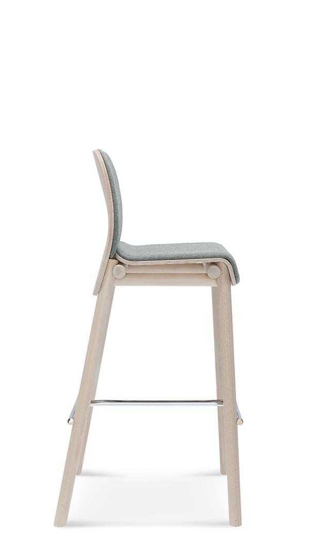 Krzesło barowe NOD BST-1620 firmy Fameg