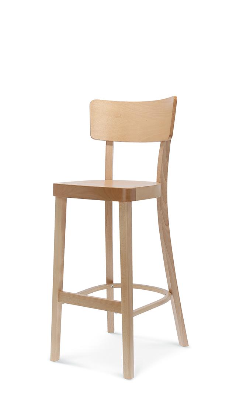 Krzesło barowe SOLID BST-9449 45x46,5x109cm firmy Fameg