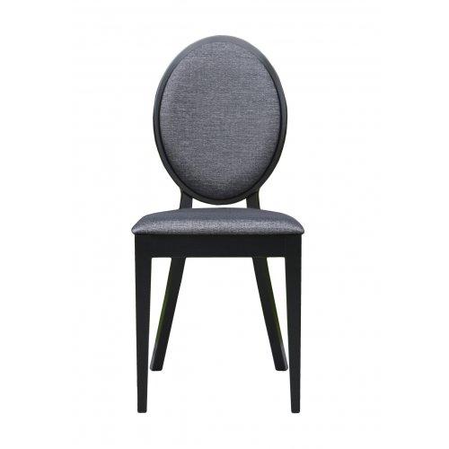 Krzesło CLASSIC Panarea czarny A-0253
