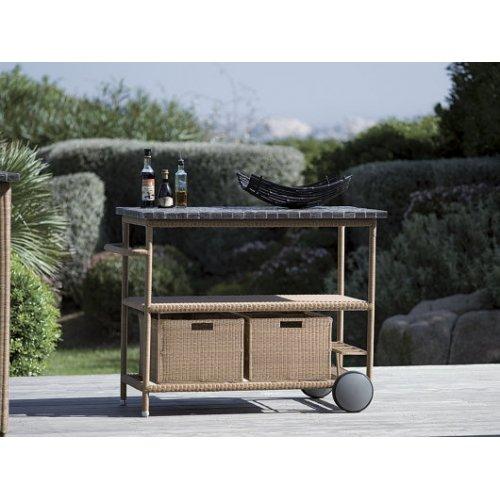 Barek ogrodowy BBQ 5175LU firmy Cane-line