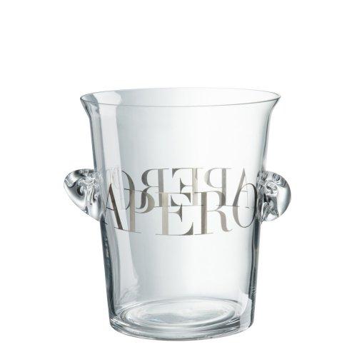 Pojemnik szklany APERO 39618 wys. 21cm