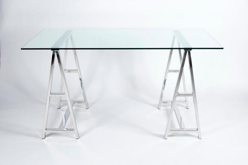 Biurko VENUS Metal/Glass 150X80 DT1026