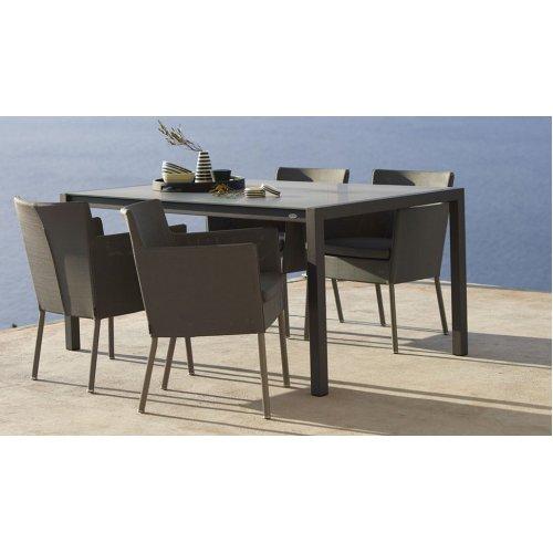 Fotel ogrodowy MIRAGE 8405TXG firmy Cane-line