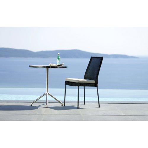 Krzesło ogrodowe NEWPORT 5432LS firmy Cane-line