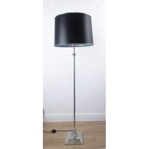 LAMPA 21115023XL 143CM NICKEL SQR