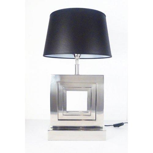 LAMPA 03816134 44CM NICKEL