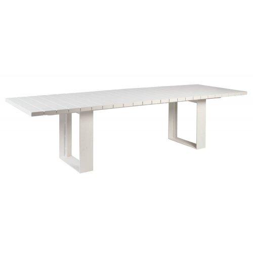 Stół ogrodowy SAMOS 7211 White 305x100x75cm firmy Borek
