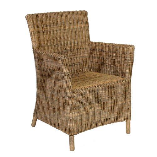 Fotel ogrodowy WINDSOR 4012 Havana Firmy Borek